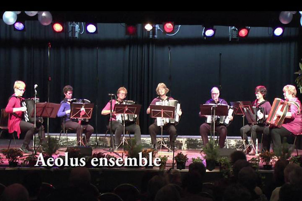 P-Accordeonensemble Aeolus Dongen