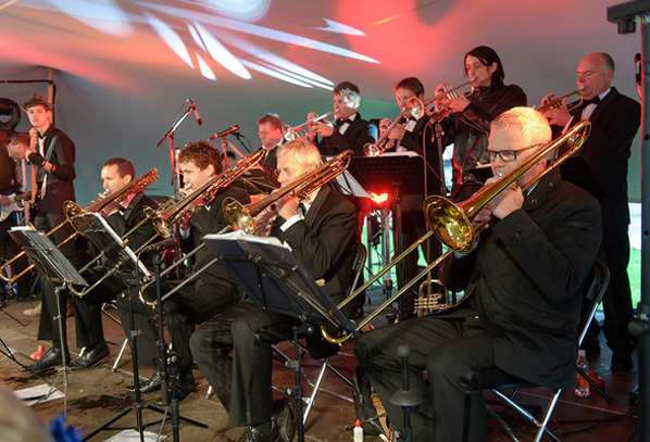 P-Bigband for swing
